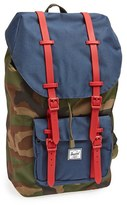 Herschel Men's Little America Backpack - Green