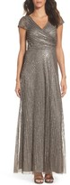 Adrianna Papell Women's Sequin Gown