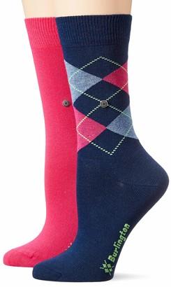 Burlington Women's Everyday 2-pack Socks