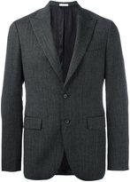 Boglioli flap pocket blazer - men - Acetate/Cupro/Virgin Wool - 48