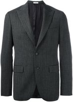 Boglioli flap pocket blazer