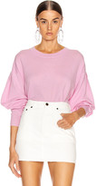 IRO Dover Sweater in Old Pink   FWRD