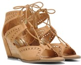 Madden-Girl Women's Rally Lace Up Wedge Sandal