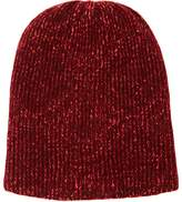 The Elder Statesman Women's Southwest Mélange Cashmere Cap