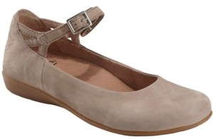 Earth Women's Alder Alma Ankle Strap Flat Women's Shoes