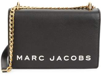 Marc Jacobs Mini Double Take Leather Crossbody Bag