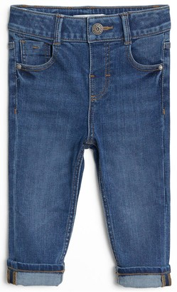 MANGO Baby Boys Jeans - Blue