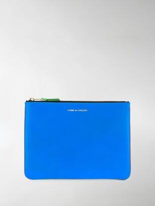 Comme des Garcons Colour Block Wallet