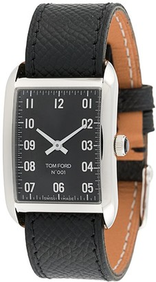 Tom Ford Watches 001 Rectangular 27mm