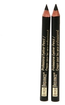 Black Radiance Twin Pack Eyeliner Pencil, 2 pk, Truly Black