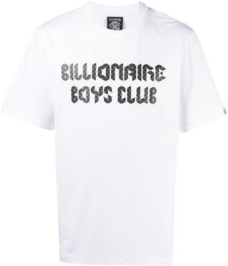 Billionaire Boys Club magnetic logo T-shirt