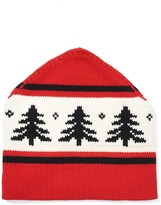 J.Mclaughlin Cypress Knitted Hat in Christmas Tree