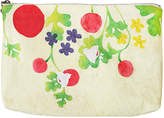 Smallflower Garden Kimono Cosmetics Bag by Chidoriya