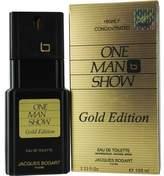 Jacques Bogart One Man Show Gold Edition by Eau de Toilette 100ml by