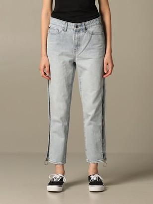 Armani Collezioni Armani Exchange Jeans Armani Exchange Jeans Carrots Fit With Zip
