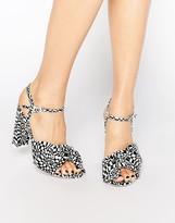 Asos HEALER Heeled Sandals