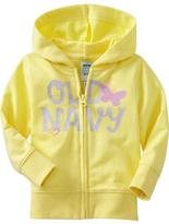 Old Navy Logo Terry Hoodies for Baby