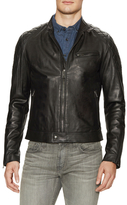 Belstaff Capo Leather Braxton Jacket