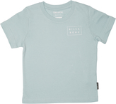 Billabong Tots Boys Open Die Cut Tee Blue
