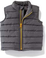 Old Navy Quilted Frost-Free Vest for Baby