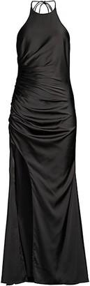 Fame & Partners The Ashe Halter Dress