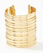 Charming charlie Gleaming Stacked Cuff