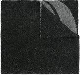 Stephan Schneider clock scarf