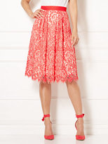New York & Co. Eva Mendes Collection - Carmela Lace Skirt