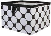 Bacati Dots/Pin Stripes Storage Box