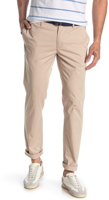 WALLIN & BROS Solid Chino Pants