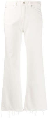 Polo Ralph Lauren Cropped Straight Leg Jeans