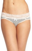 Honeydew Intimates Lace Waistband Hipster Panties (3 for $30)