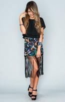 MUMU MK Mini Skirt ~ Beautyfly