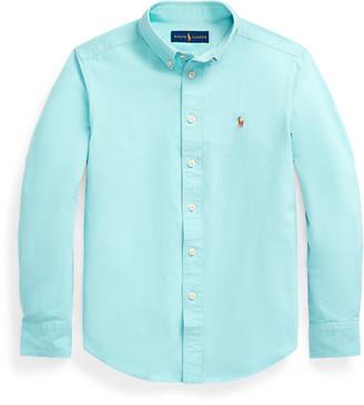 Ralph Lauren Cotton-Blend Shirt