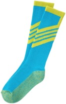 Crazy 8 Chevron Active Socks