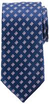 John Lewis Shadow Diamond Satin Tie
