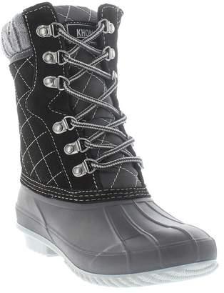 Khombu Dolly Waterproof Duck Boot