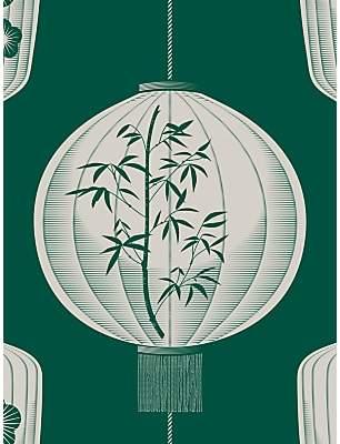 Mini Moderns Lucky Lantern Wallpaper