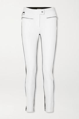 Erin Snow Jes Two-tone Ski Pants - White