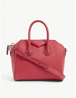 Givenchy Antigona mini sugar-leather tote bag