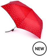 Lulu Guinness Superslim Lipstick Handle Red Umbrella
