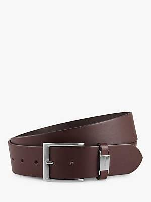 HUGO BOSS BOSS C-Connio Leather Belt