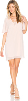 BCBGeneration Deep V Dress
