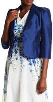 Hobbs Isabella 3/4 Length Sleeve Silk Blend Jacket