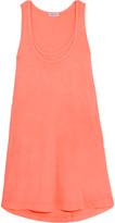 Splendid Vintage Whisper Supima cotton-jersey mini dress