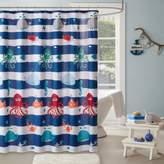 Mi Zone Kids Under The Sea Printed Shower Curtain