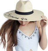 Sole Society Conversational Sun Hat