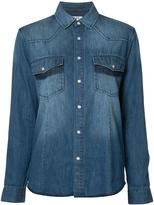 Frame Denim Button Down Shirt