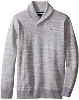 Tommy Hilfiger Robert Shawl Sweater (Big Kids)