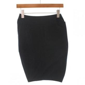 Lanvin Blue Cotton Skirt for Women